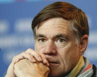 Diretor Gus Van Sant em Berlim. 8/2/2013  REUTERS/Tobias Schwarz