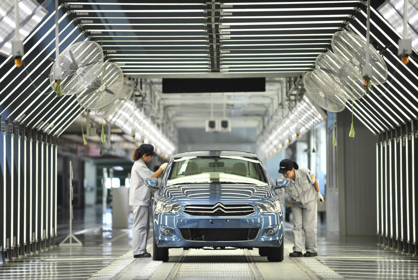 Foreign automakers double down on China bets despite slowing growth