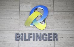 Le groupe allemand de construction et de services Bilfinger a lancé mercredi un cinquième avertissement sur ses résultats depuis le mois de juin, du fait de conditions d'activité difficiles dans les secteurs des hydrocarbures et de l'électricité. /Photo d'archives/REUTERS/Lisi Niesner