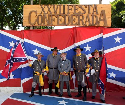 U.S. Confederacy lives on in Brazil