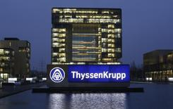 Vista geral da sede da ThyssenKrupp em Essen, Alemanha. 18/11/2013 REUTERS/Ina Fassbender