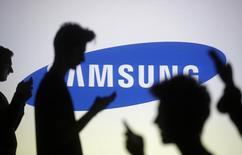 Logo da Samsung em foto ilustrativa.    29/08/2014  REUTERS/Dado Ruvic
