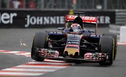 Formula One - F1 - Monaco Grand Prix 2015 - Circuit de Monaco, Monte Carlo - 23/5/15 Toro Rosso's Max Verstappen during qualifying Reuters / Max Rossi