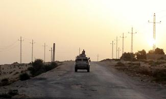 Insurgency in Egypt
