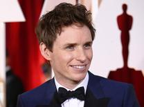 Eddie Redmayne in Hollywood, California February 22, 2015.  REUTERS/Lucas Jackson