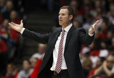 Fred Hoiberg in Dayton, Ohio March 24, 2013. REUTERS/Matt Sullivan