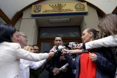Premiê romeno Victor Ponta concede entrevista em Bucareste. 05/06/2015 REUTERS/Octav Ganea/Mediafax