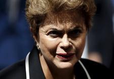 Presidente Dilma Rousseff durante cúpula UE-Celac em Bruxelas, na Bélgica, na semana passada. 11/06/2015 REUTERS/François Lenoir