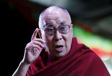 Dalai Lama em evento durante visita à Austrália. 08/06/2015 REUTERS/Jason Reed