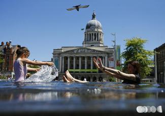 Britain's heatwave