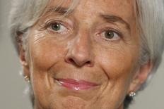 Diretora-gerente do FMI, Christine Lagarde. 01/07/2015 REUTERS/Jonathan Ernst