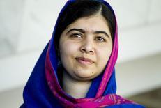 Malala Yousafzai em Oslo. 07/07/2015 REUTERS/Vegard Wivestad Grott/NTB Scanpix