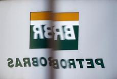 Logo da Petrobras em São Paulo 6/2/2015 REUTERS/Paulo Whitaker