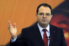 Ministro do Planejamento, Nelson Barbosa, durante cerimônia no Palácio do Planalto 9/06/2015.  REUTERS/Bruno Domingos