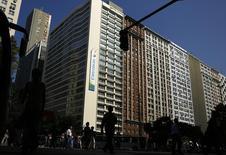 Sede da Eletrobras, no centro do Rio de Janeiro.  24/08/2014   REUTERS/Pilar Olivares