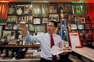 Walker: Harleys, Winnebagos and politics