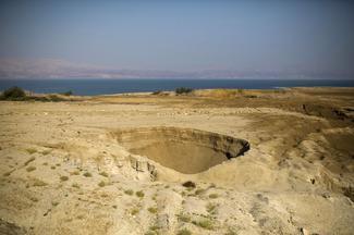 Death of the Dead Sea