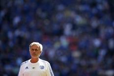 Técnico do Chelsea, José Mourinho.   02/08/2015  Action Images via Reuters / Andrew Couldridge Livepic