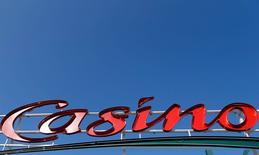 La holding Rallye détient 49,16% du capital et 61,03% des droits de vote du Casino après l'acquisition d'actions supplémentaires du groupe de distribution, selon un avis de l'Autorité des marchés financiers (AMF). /Photo d'archives/REUTERS/Régis Duvignau