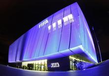 Sede da Fifa em Zurique.  20/102010.    REUTERS/Christian Hartmann