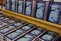 Livros de Harper Lee em loja de Nova York.  14/7/2015.   REUTERS/Lucas Jackson