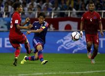 قطر تهز شباك بوتان 15 مرة في تصفيات كأس العالم