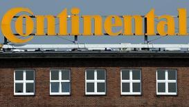 L'équipmeentier automobile allemand Continental a remanié son équipe commerciale en Chine en raison de soupçons de corruption, /Photo d'archives/REUTERS/Fabian Bimmer