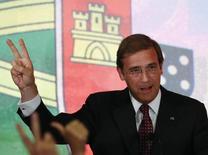 Primeiro-ministro de Portugal, Pedro Passos Coelho.  04/10/2015   REUTERS/Juan Medina