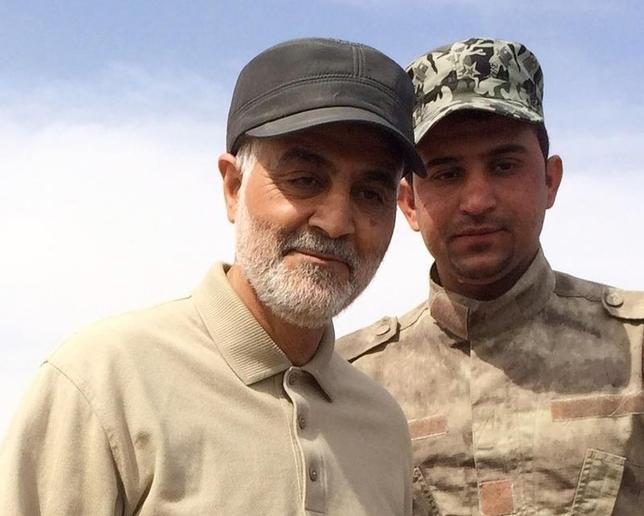 How Iranian general plotted out Syrian assault in Moscow