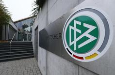 Sede da Associação Alemã de Futebol (DFB), em Frankfurt.   03/11/2015      REUTERS/Ralph Orlowski