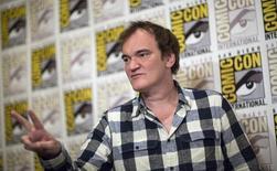 Quentin Tarantino durante evento em San Diego, Califórnia.     11/07/2015. REUTERS/Mario Anzuoni