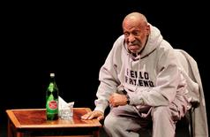 Comedian Bill Cosby performs at The Temple Buell Theatre in Denver, Colorado in this file photo taken January 17, 2015. REUTERS/Barry Gutierrez/Files