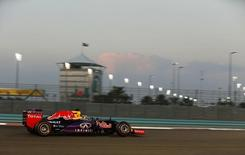Formula One - F1 - Abu Dhabi Grand Prix 2015 - Yas Marina Circuit, Abu Dhabi, United Arab Emirates - 28/11/15 Red Bull's Daniel Ricciardo during qualifying Mandatory Credit: Action Images / Hoch Zwei