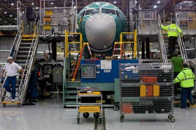 Boeing's  737 MAX