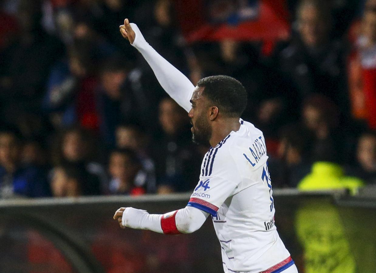 Lyon sauve l'honneur et élimine Valence