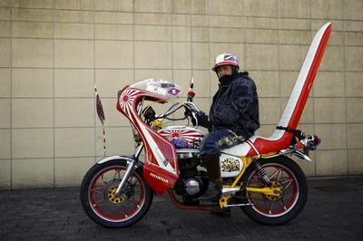 Easy riders of Japan