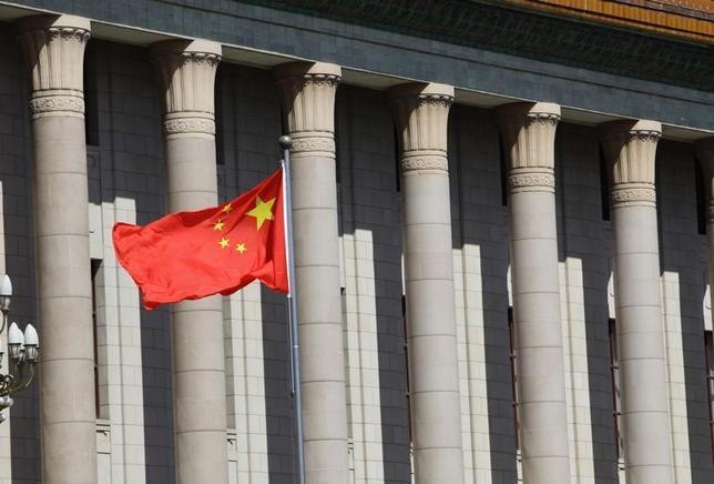 1月7日、中国国家統計局は、2014年の国内総生産の最終値を発表した。写真は北京で2013年7年撮影(2016年 ロイター/Jason Lee)