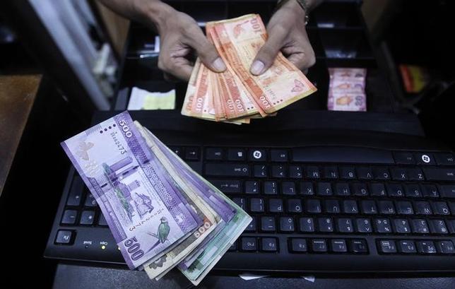 Sri Lanka turns to mystery investor in bid to defend rupee