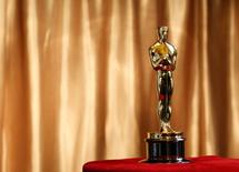 An Oscar statuette in a file photo.   REUTERS/Brendan McDermid