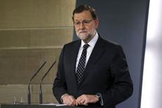 La Comisión Europea mostrará probablemente el próximo mes su preocupación por la inestabilidad política en España y advertirá que, de continuar los problemas de formar un gobierno, podrían verse afectadas las reformas y la confianza en los mercados, según el borrador del próximo informe de Bruselas sobre España. Foto tomada el 22 de enero d 2016. REUTERS/Juan Medina