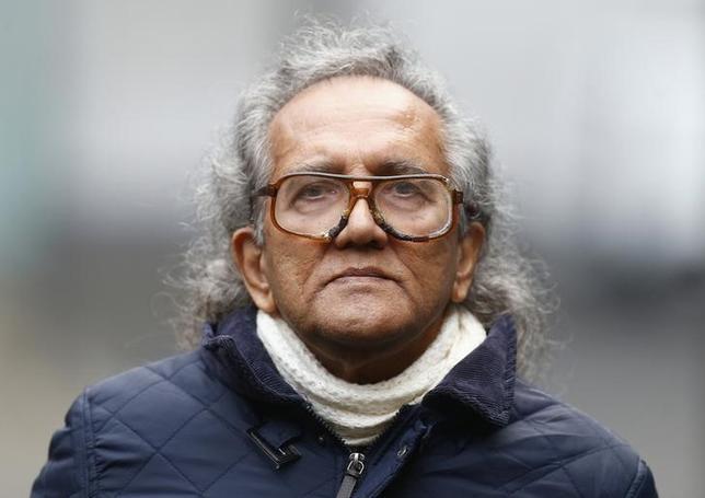 Aravindan Balakrishnan leaves Southwark Crown Court in London January 6, 2015. REUTERS/Andrew Winning