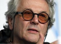 Diretor George Miller participa de entrevista coletiva em Cannes. 14/05/2015 REUTERS/Eric Gaillard