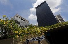Sede do BNDES, no Rio de Janeiro. 20/03/2015. REUTERS/Ricardo Moraes