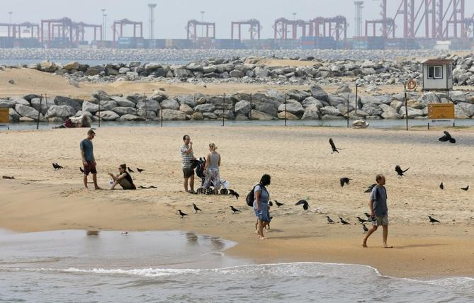 Short of options, Sri Lanka turns back to Beijing's embrace