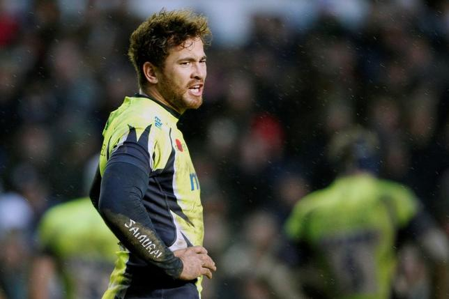 Danny Cipriani of Sale SharksMandatory Credit: Action Images / Ian Smith