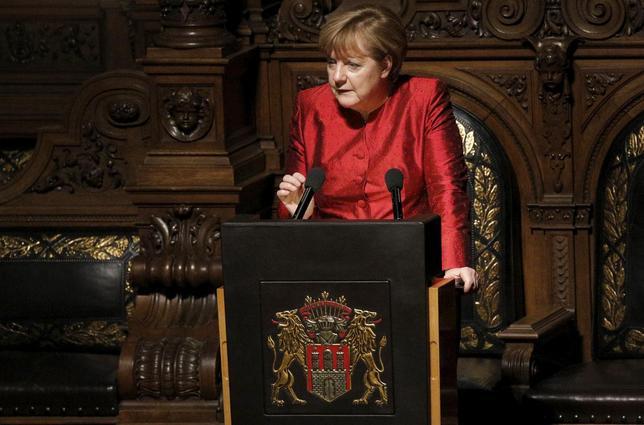 Меркель готова отменить санкции против России, но пока нет предпосылок, - Reuters