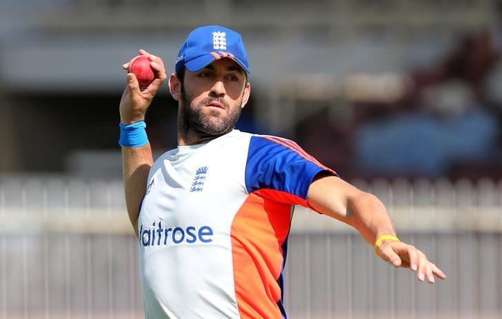 Cricket - England Nets - Sharjah Cricket Stadium, United Arab Emirates - 30/10/15England's Liam Plunkett during netsAction Images via Reuters / Jason O'BrienLivepic