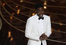 Comedian Chris Rock hosts the 88th Academy Awards in Hollywood, California February 28, 2016.    REUTERS/Mario Anzuoni