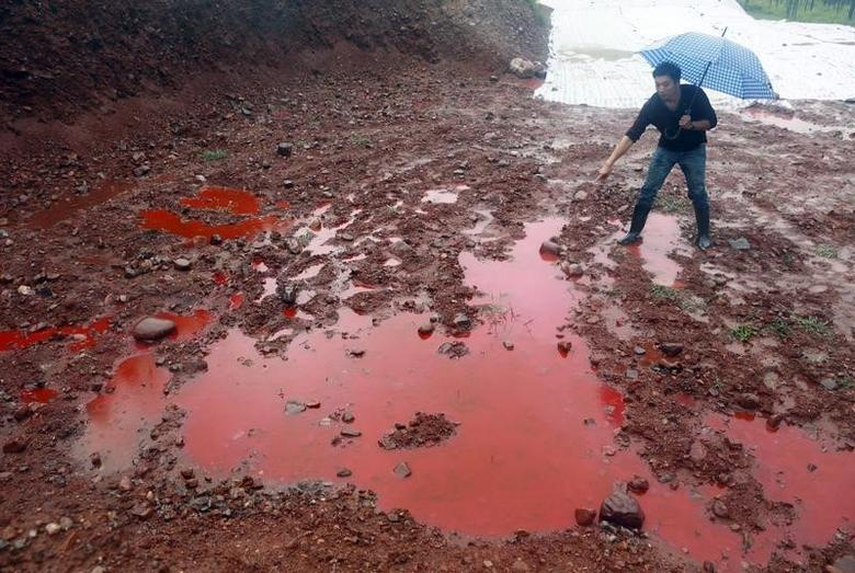 Amid 39 serious 39 situation china eyes soil pollution law in for Soil pollution