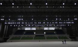 Arena do Complexo de Deodoro, no Rio de Janeiro.   02/03/2016      REUTERS/Ricardo Moraes